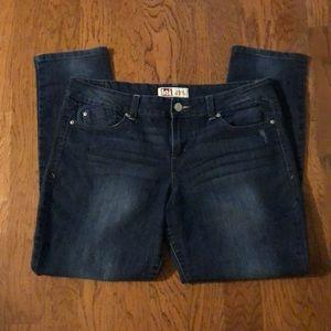 l.e.i Ashley Lowrise Skinny Jeans
